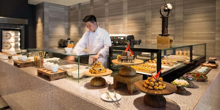 Dessert Station at Spectrum (Fairmont Jakarta)
