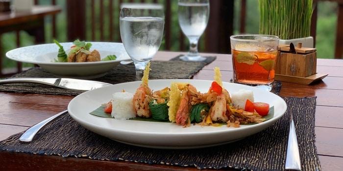 Dish 2 at Dining Corner (Kayumanis Ubud)
