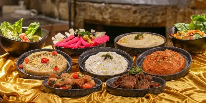 Ramadhan at Al Nafoura (Le Méridien)