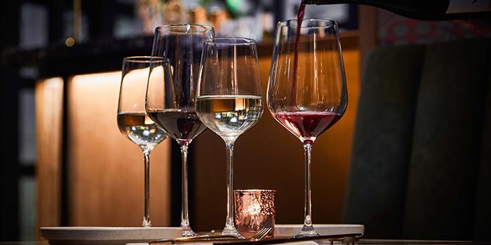 Wine, VEDA, Central, Hong Kong