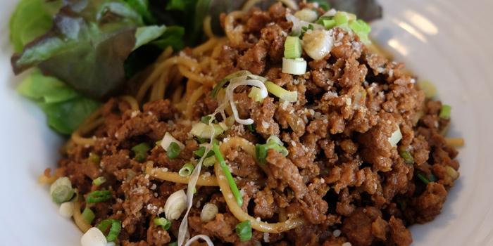 Bok Chor Pasta from Makan Makan at 168/1 Sukhumvit Soi 16 Khlong Toei, Klong Toey Bangkok