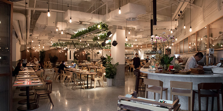 Interior, Greenhouse, Causeway Bay, Hong Kong