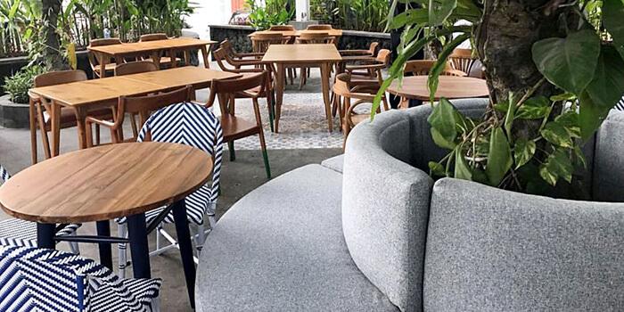 Exterior at Cafe De