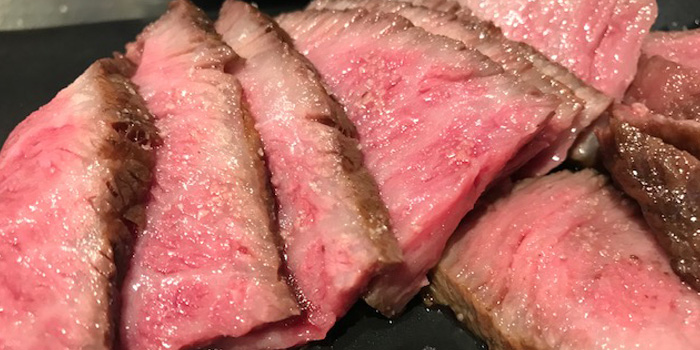 Grilled Beef from Nikuyama Bangkok at Rain Hill L1-11 1F 777 Klongton Nua, Wattana Bangkok