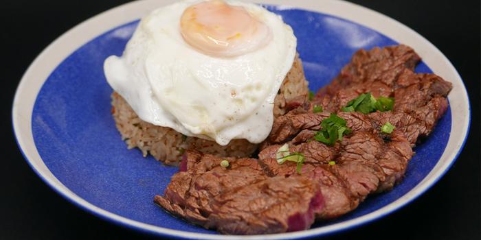 Grilled Wagyu Dusty Rice from Journey Of Meats at 9 Ramkhamhaeng 24 yak 20 (Rama IX soi 41) Bangkok