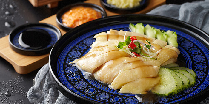 Hainan Chicken, Tian Tian Hainanese Chicken Rice (Causeway Bay), Causeway Bay, Hong Kong