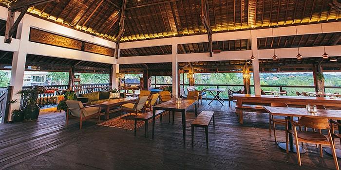 Interior from Mana Uluwatu, Bali