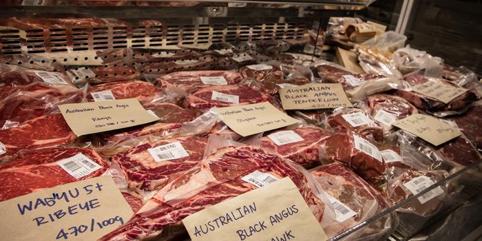 Meat Selection from Journey Of Meats at 9 Ramkhamhaeng 24 yak 20 (Rama IX soi 41) Bangkok