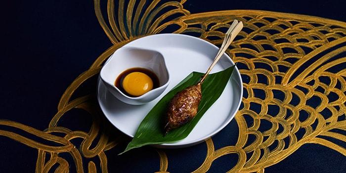 Food at One Eyed Jack, Bali