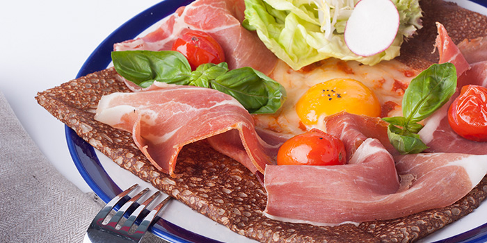 Parma Ham Galette, Odelice!, Wan Chai, Hong Kong