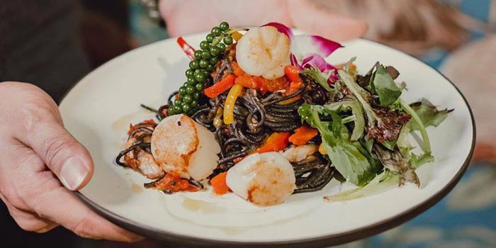 Shrimp Pasta, Morokok, Mong Kok, Hong Kong