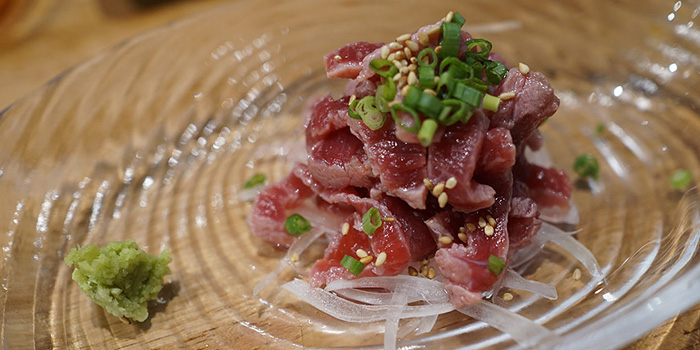 Tasting Dish from Nikuyama Bangkok at Rain Hill L1-11 1F 777 Klongton Nua, Wattana Bangkok