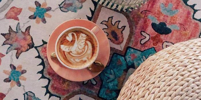 Thai Coffee, Morokok, Mong Kok, Hong Kong