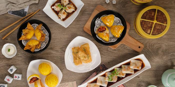 Dim Sum at Taipan Kitchen & Dining, Gajah Mada