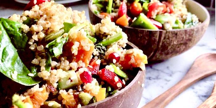 Quinoa Salad at KALTURE Cafe & Resto, Jakarta