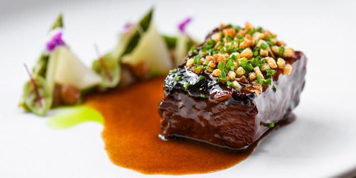 Signature Dish from Elements at The Okura Prestige Bangkok Hotel 57 Witthayu Rd, Lumphini, Pathum Wan Bangkok