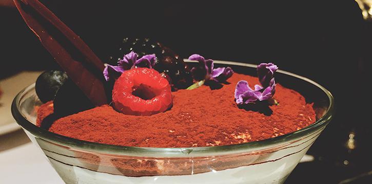 Chocolate Mocha Tiramisu, Joia, Tsim Sha Tsui, Hong Kong