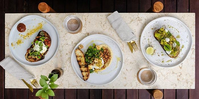 Food from Ninety One Bali, Canggu