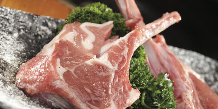 Australia Supreme Lamb Chop Steak, Woo Tung Yakiniku Dining Bar (Wan Chai), Wan Chai, Hong Kong
