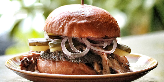 Brisket Sandwich from Meat Smith (Telok Ayer) at Telok Ayer in Raffles Place, Singapore