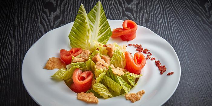 Caesar Salad, Monkey Cafe, Wan Chai, Hong Kong