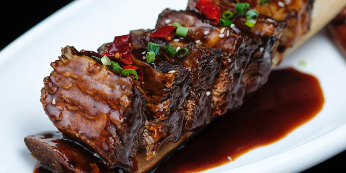 Chinese Pork Belly, Shanghai Yu Yuan, Causeway Bay, Hong Kong