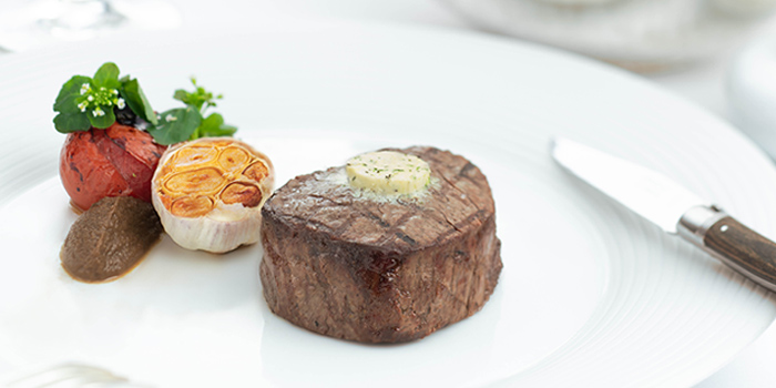 Classic Wagyu Steak, Mandarin Grill + Bar, Central, Hong Kong