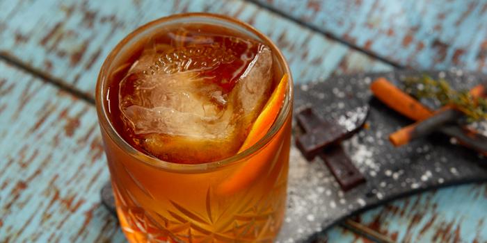 Cocktail, Elia, Tsim Sha Tsui, Hong Kong