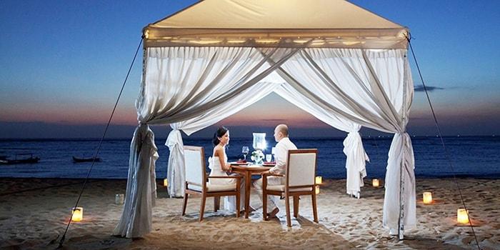Romantic Dinner at Ma Joly Restaurant, Kuta, Bali