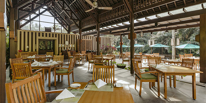 Interior from Swept Away, Ubud, Bali