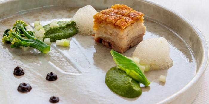 Crispy Pork from Basil at Sheraton Grande Hotel, Bangkok