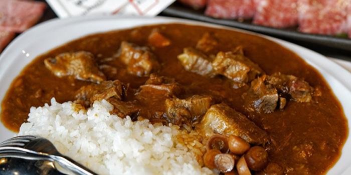 Wagyu Hayashi Kare Rice from Sumi Tei Yakiniku Restaurant at J avenue, Thonglor 13 Sukhumvit 55, Wattana Bangkok