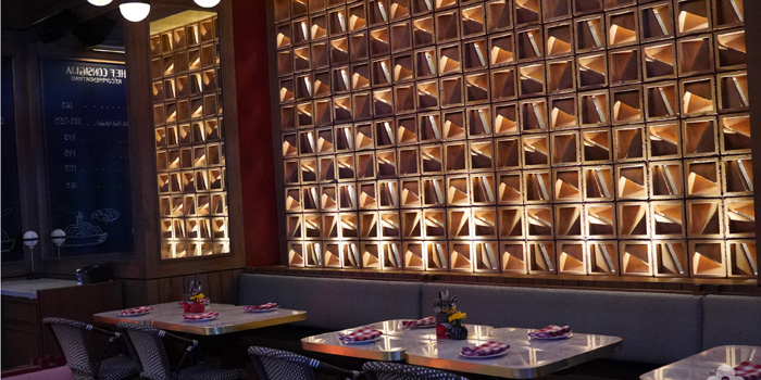 Interior 2 at Osteria GIA, Pacific Place