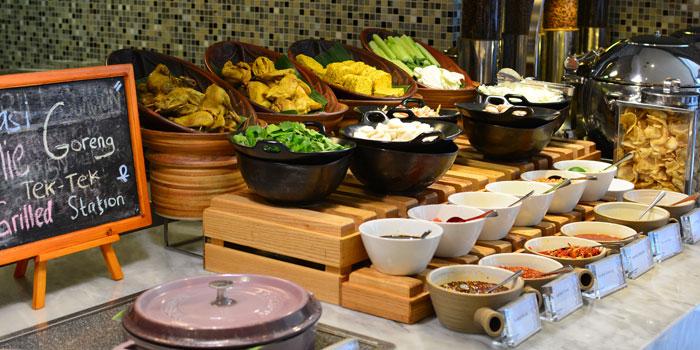 Various Buffet at Anigre Restaurant, Sheraton Gandaria