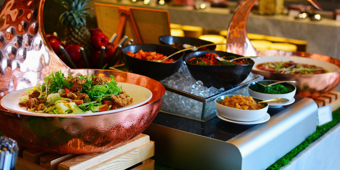 Anigré Restaurant (Sheraton Grand Jakarta Gandaria City Hotel)