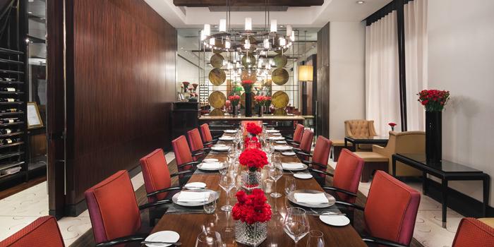 Dining Area of Madison at Anantara Siam in Ratchadamri, Bangkok