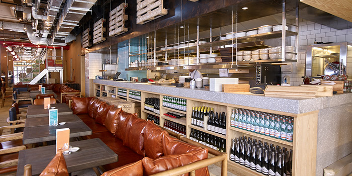 Dining Area, Little Creatures, Kennedy Town, Hong Kong