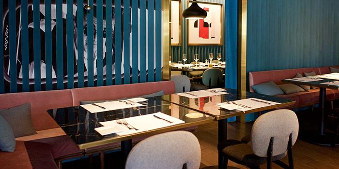 Dining Area, Joia, Tsim Sha Tsui, Hong Kong