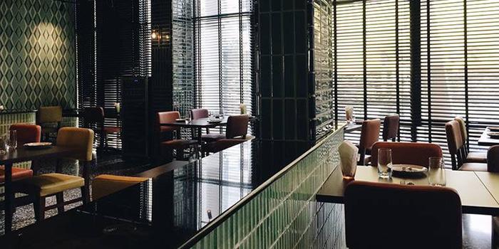 Dining Area of Khua Kling Pak Sod @ Surawong at 178 Red Planet Hotel Bangkok Surawong 2nd Fl, Surawong Road Sipraya, Bangrak Bangkok