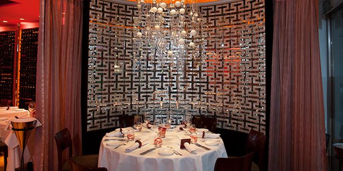 Dining Area, Gaia Ristorante, Sheung Wan, Hong Kong