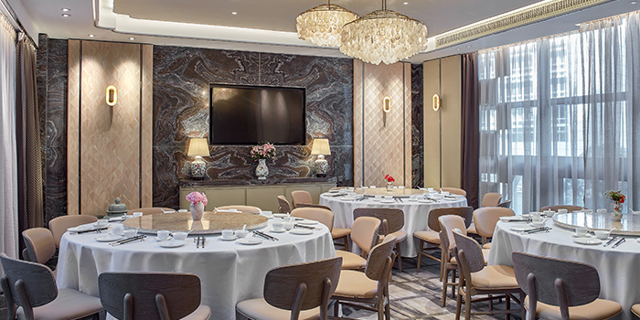 Dining Area, Golden Valley, The Emperor Hotel, Wan Chai, Hong Kong