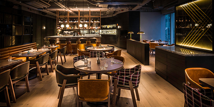 Dining Area, Hunter & The Chase, Central, Hong Kong