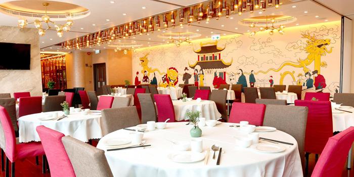 Dining Hall, Shanghai Yu Yuan, Causeway Bay, Hong Kong