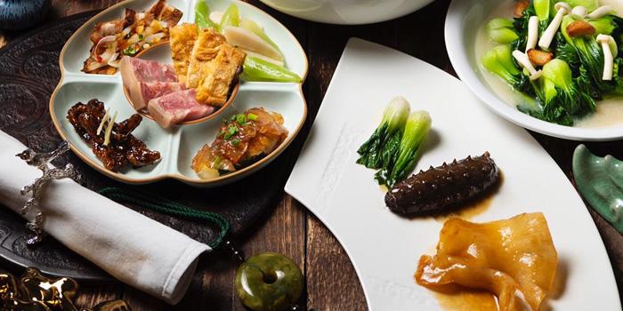 Dinner, Shanghai Yu Yuan, Causeway Bay, Hong Kong