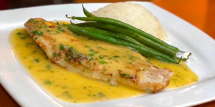 Dory Fish from La Petite Cuisine in Bukit Timah, Singapore