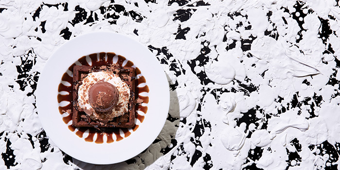 Ferrero Tart, Greyhound Cafe (Elements), Tsim Sha Tsui, Hong Kong
