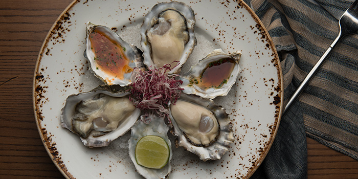 Fresh Oyster, Glasshouse (IFC), Central, Hong Kong