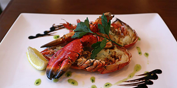 Grilled Lobster, BRESOLA, Kennedy Town, Hong Kong
