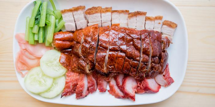 Hong Kong Style BBQ Platter, MoMo Cafe (Sai Ying Pun), Sai Ying Pun, Hong Kong