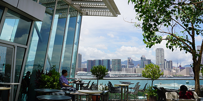 Harbour View, Glasshouse (IFC), Central, Hong Kong